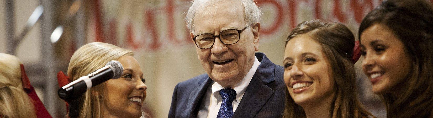 Buffett und S&P 500
