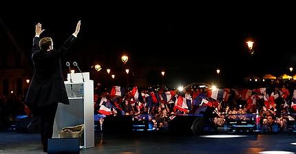Macron se convierte en el nuevo presidente de los franceses