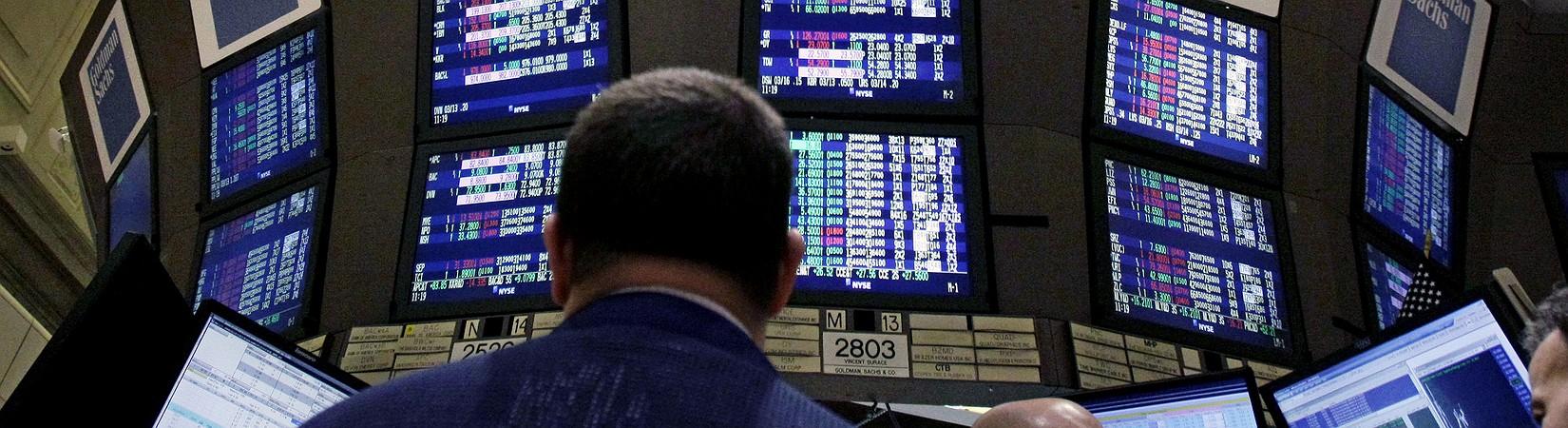 Goldman Sachs misses earnings on dip in trading revenue, shares slide
