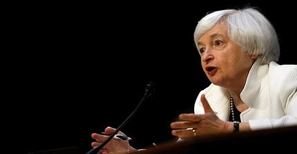 La presidenta de la Reserva Federal dará un discurso muy esperado