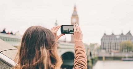 Las 20 atracciones más populares de Instagram