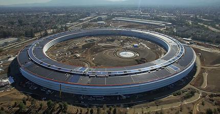 FOTOS: ¿Cómo van las obras del nuevo campus de Apple?