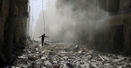 La historia de la guerra del gas natural sirio