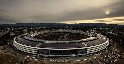 Что не так с новым кампусом Apple за $5 млрд