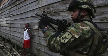 Un alto al fuego entre el gobierno de Colombia y las FARC