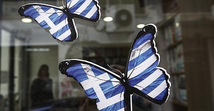 Вся агония греческой экономики в одном графике