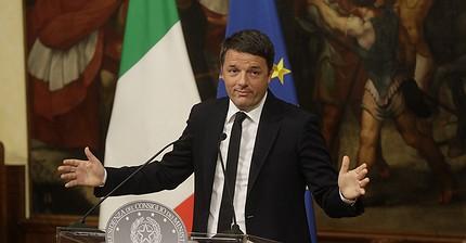 Italia vota en contra de la reforma constitucional