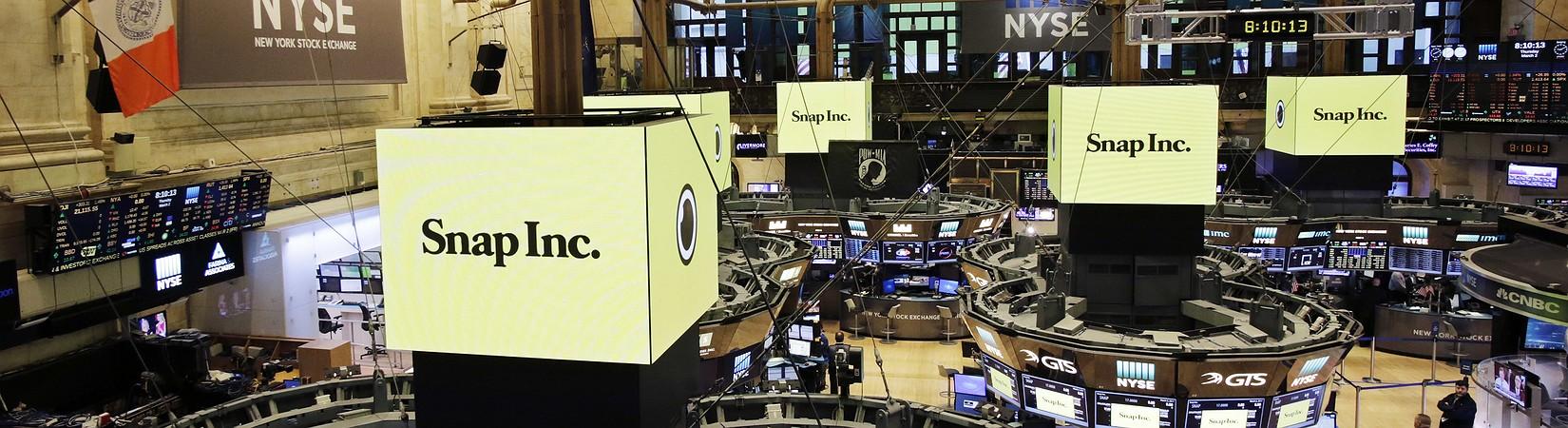 Сервис «только для богатых»: Из-за слов Эвана Шпигеля акции Snap упали на 5%