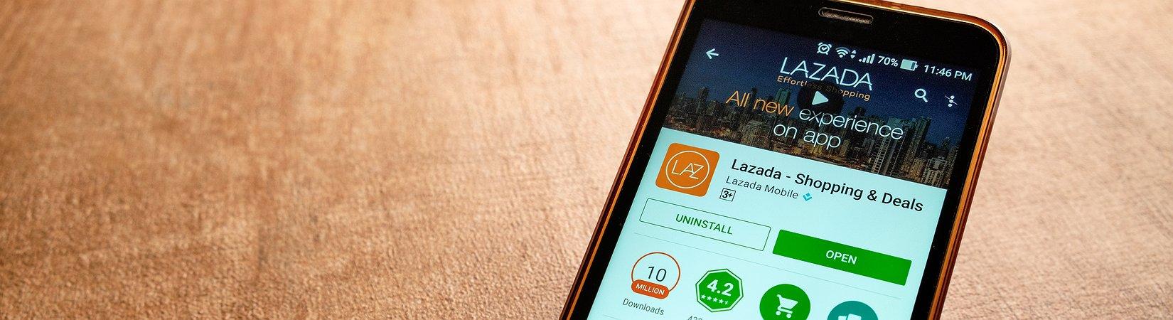 Alibaba инвестирует $1 млрд в онлайн-ритейлера Lazada