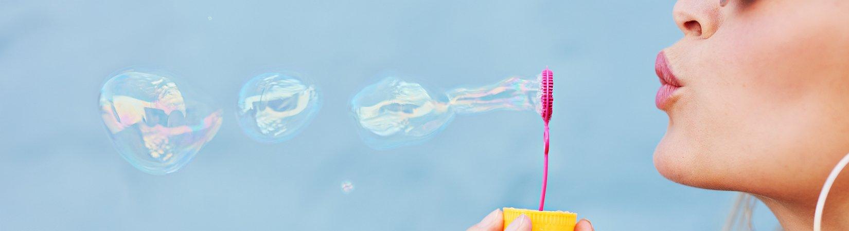 Время пузырей: Почему биткоин — один из многих