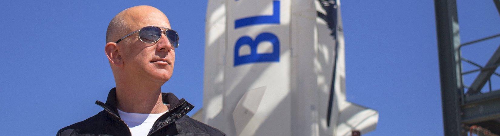 14 hechos asombrosos sobre Jeff Bezos