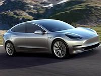 Всё, что известно о новой Tesla Model 3