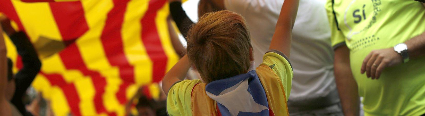 Dia decisivo para a Catalunha e para Espanha