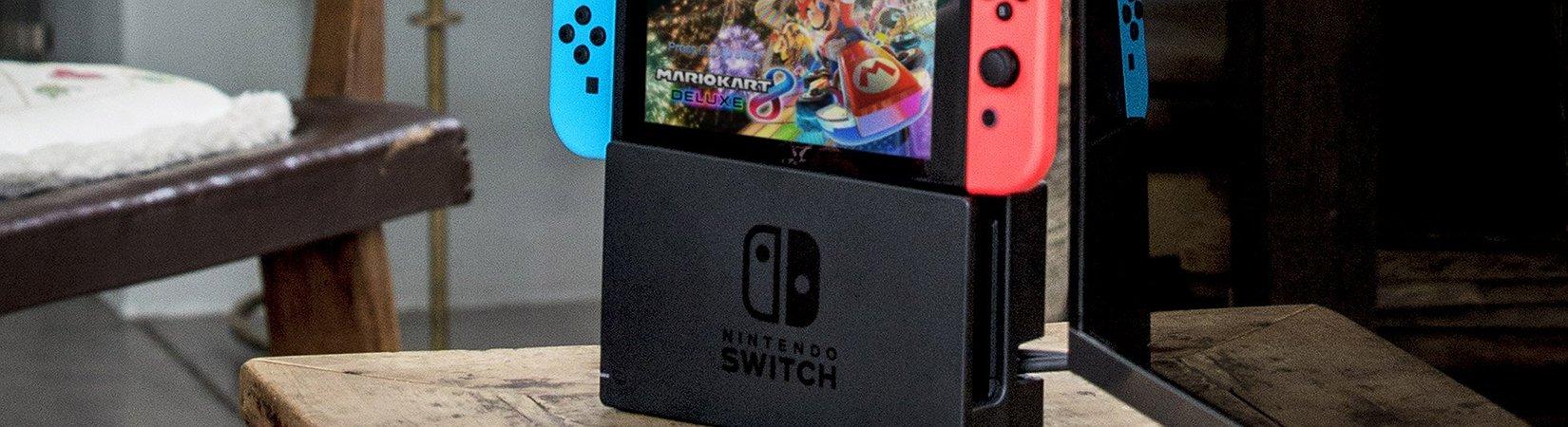Switch, consola híbrida da Nintendo, chega hoje às lojas