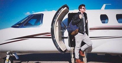 Знакомьтесь, Эрик Финман: Самый юный биткоин-миллионер в мире