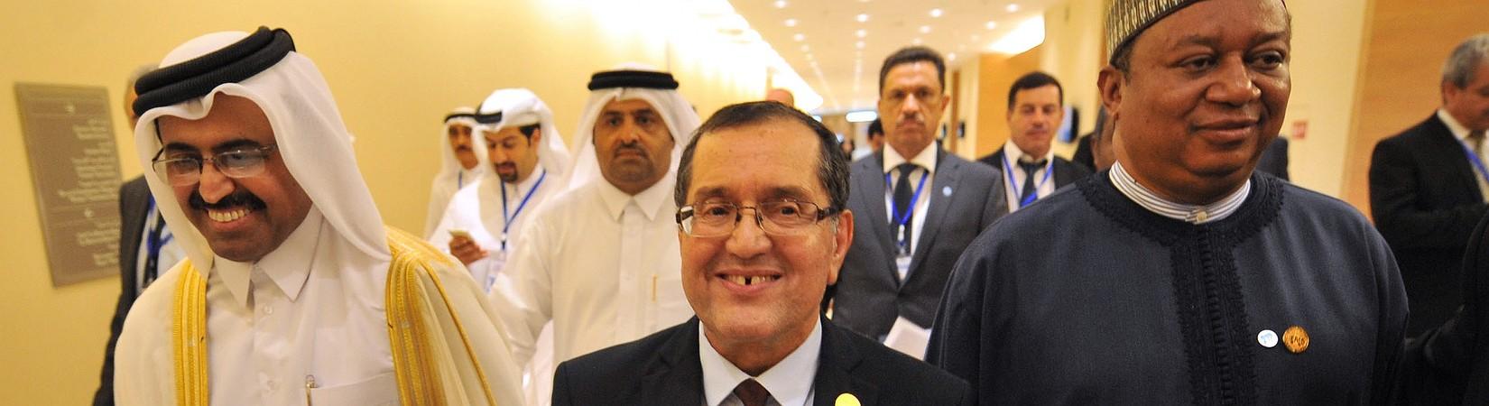 ¿A qué mercado exactamente está alabando la OPEP?