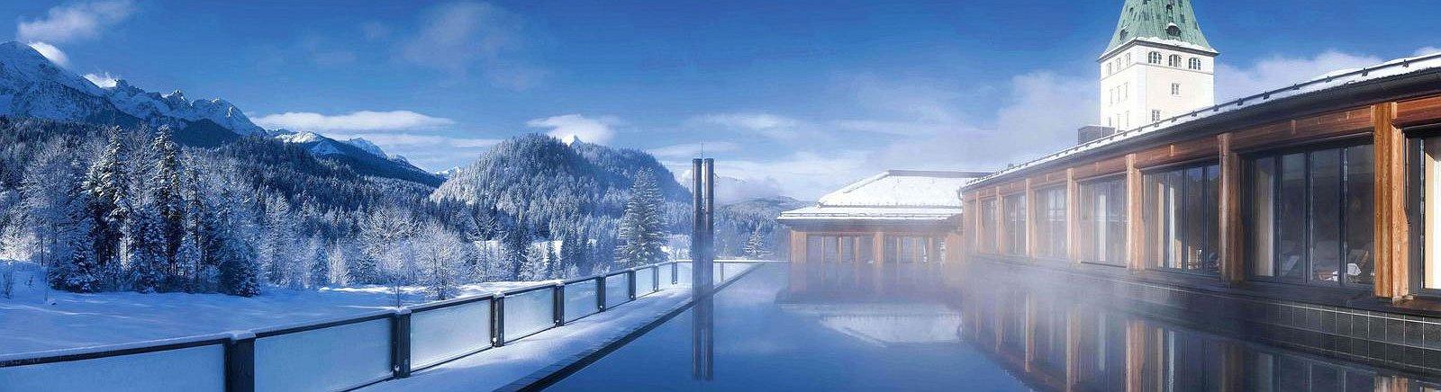 От Ньюфаундленда до Альп: Зимние курорты для тех, кто не любит активных отдых