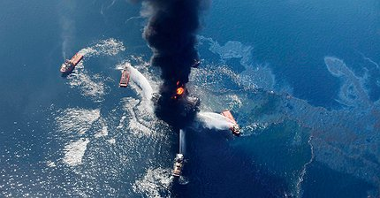 Как крупнейший разлив нефти в истории США изменил рынок
