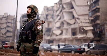 El ejército sirio retoma el control total de Alepo