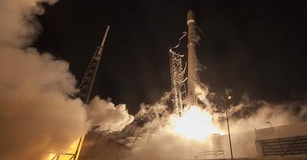 Vídeo: lanzamientos y aterrizajes de SpaceX