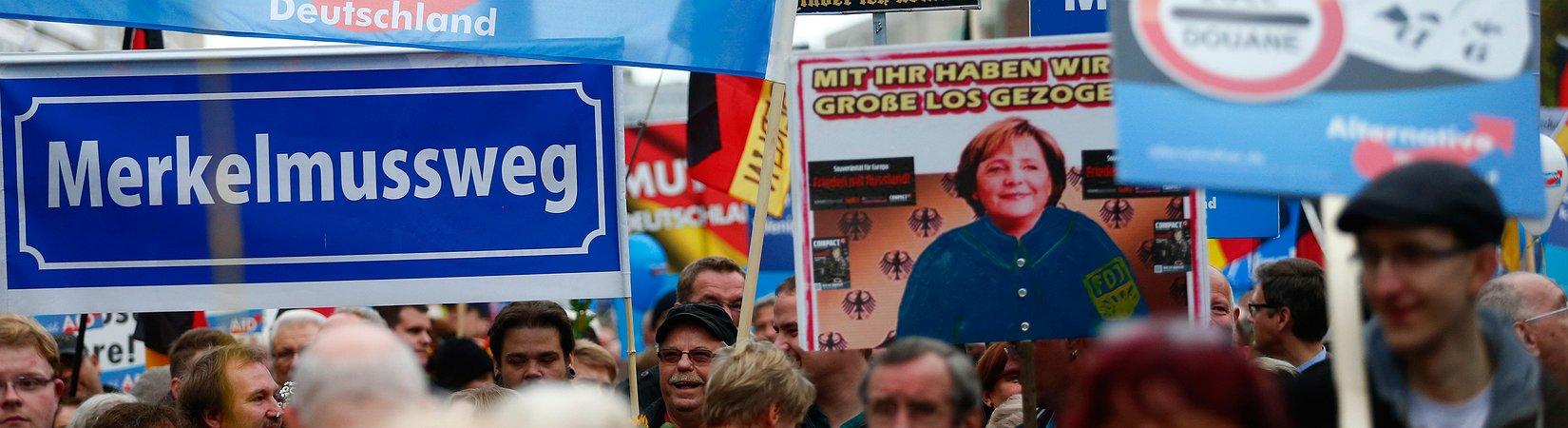 Alternative für Deutschland kommt