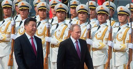 Moody's mejora las perspectivas de la economía de Rusia, Brasil y China