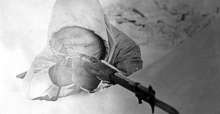 ФОТО: Взгляд на Зимнюю войну с финской стороны