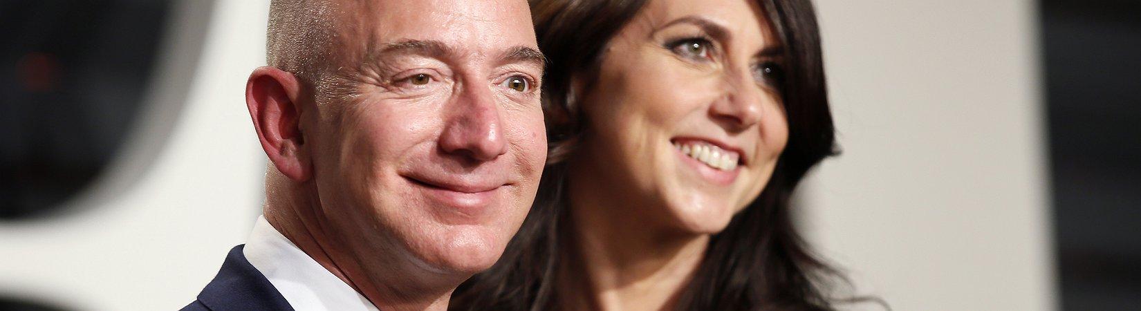 Jeff Bezos: La historia de una de las personas más ricas del mundo
