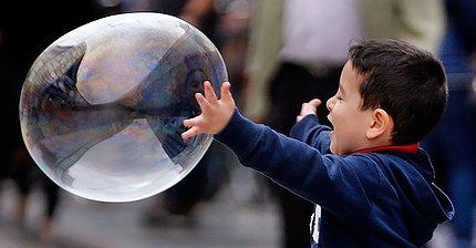 Сколько пузырей лопнет на мировом рынке в 2018 году