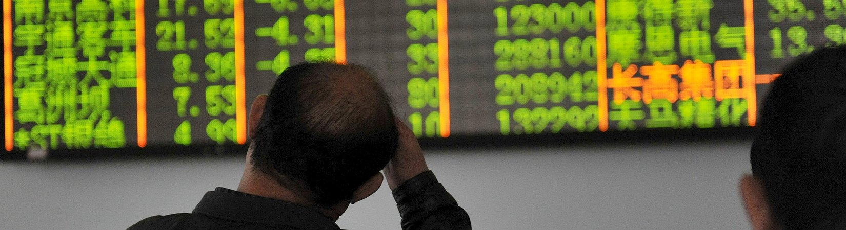 Erneut Börseneinbruch in China