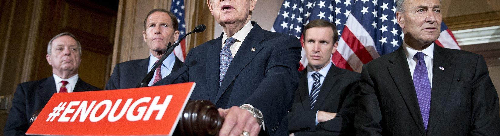 El Senado de EE. UU. rechaza cuatro medidas sobre el control de armas
