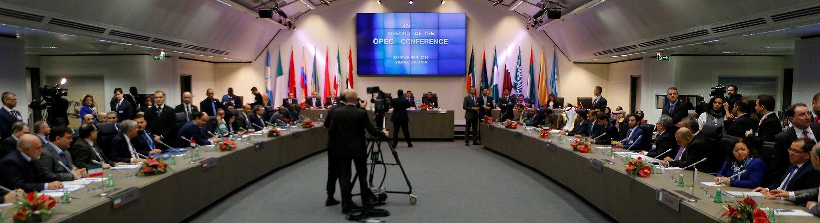 Reunião da OPEP: 5 aspetos a acompanhar