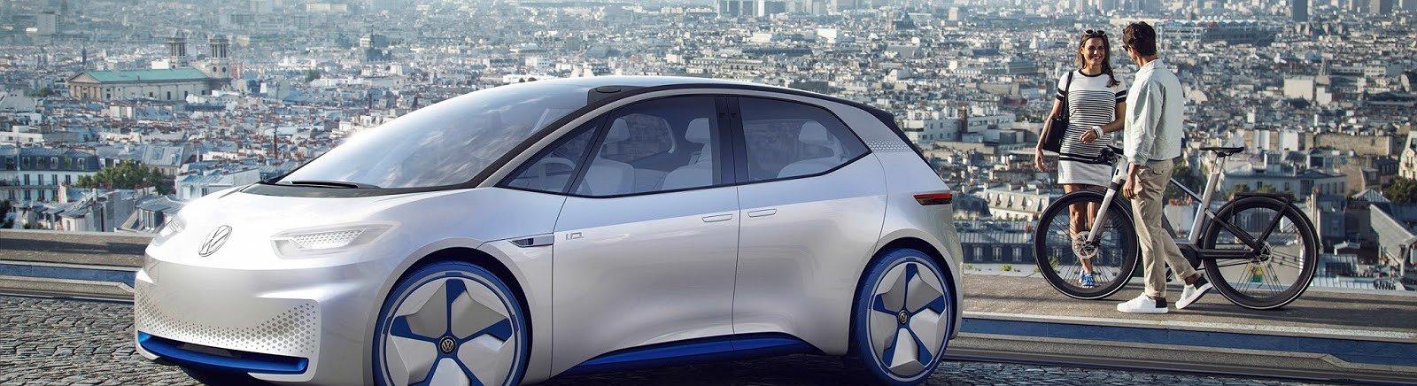 Os carros elétricos são o futuro