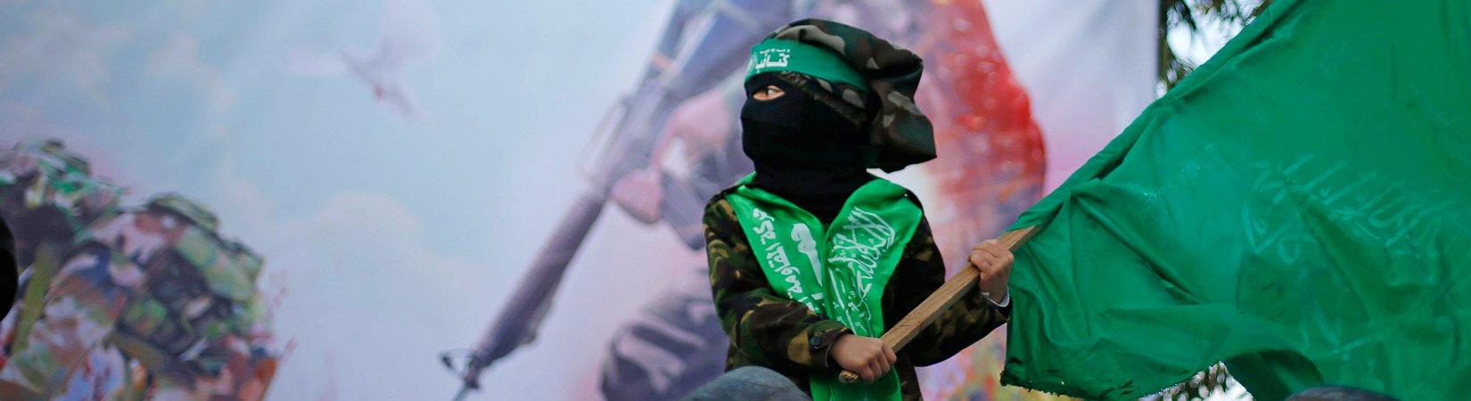 Hamas ist für den Krieg  bereit