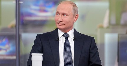Путин исключил возможность выпуска российской криптовалюты