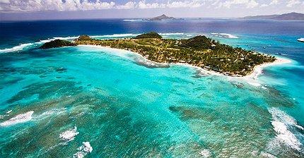 Пляж в Карибском море выставлен на продажу за 600 биткоинов