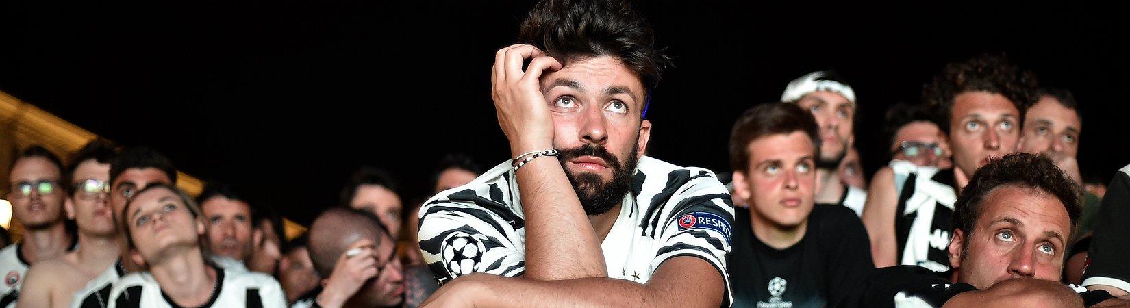La Juve crolla in Borsa dopo la finale di Champions League