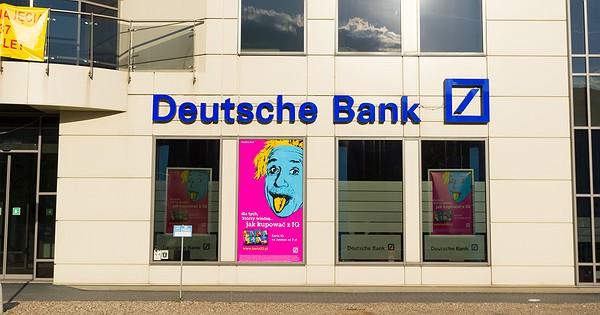 Deutsche bank forex