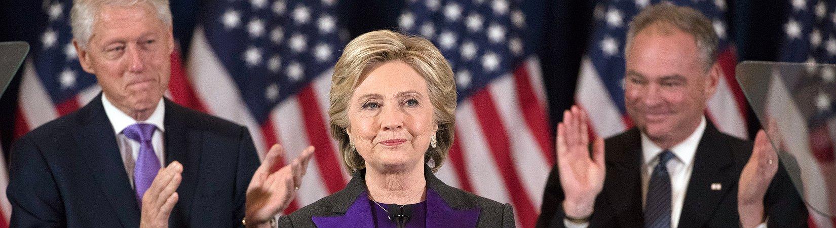 Campanha de Hillary Clinton juntou-se a recontagem de votos