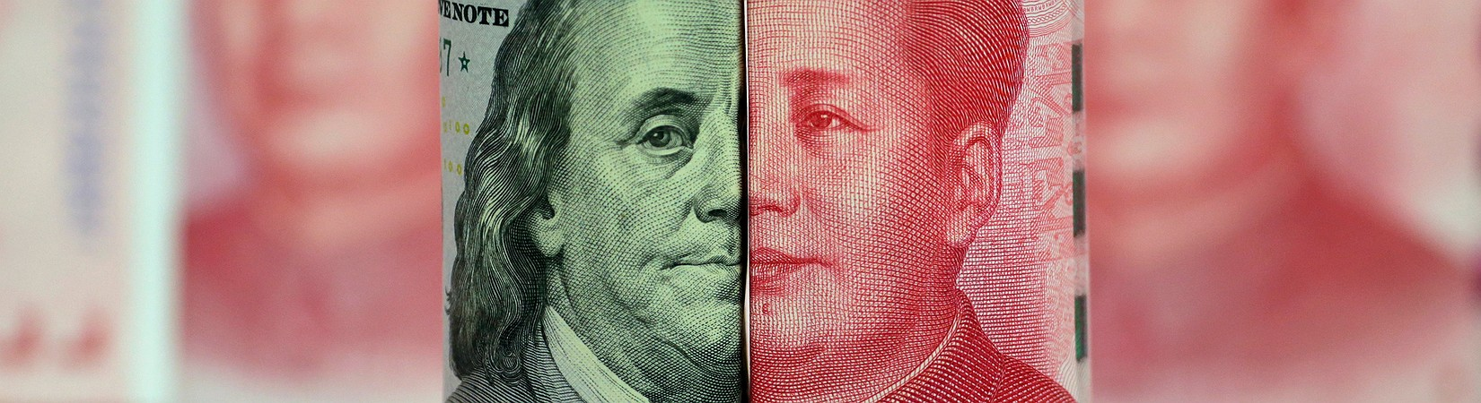 Yuan is having the worst day in 8 years, Trump's win is to blame