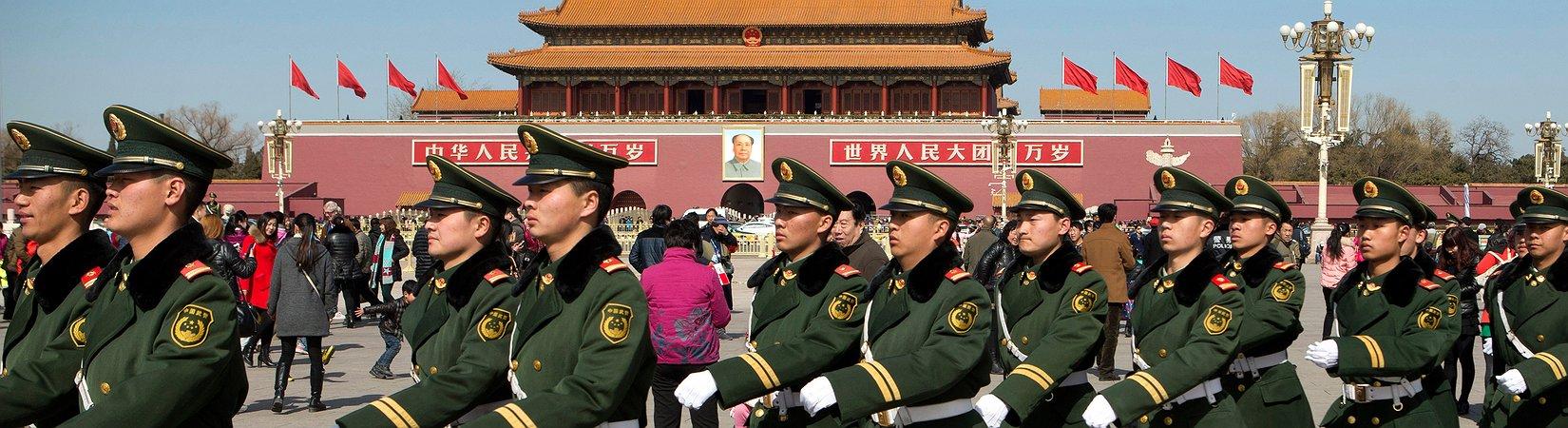 """Una nueva medida para la economía de China: el """"Índice de Represión"""""""
