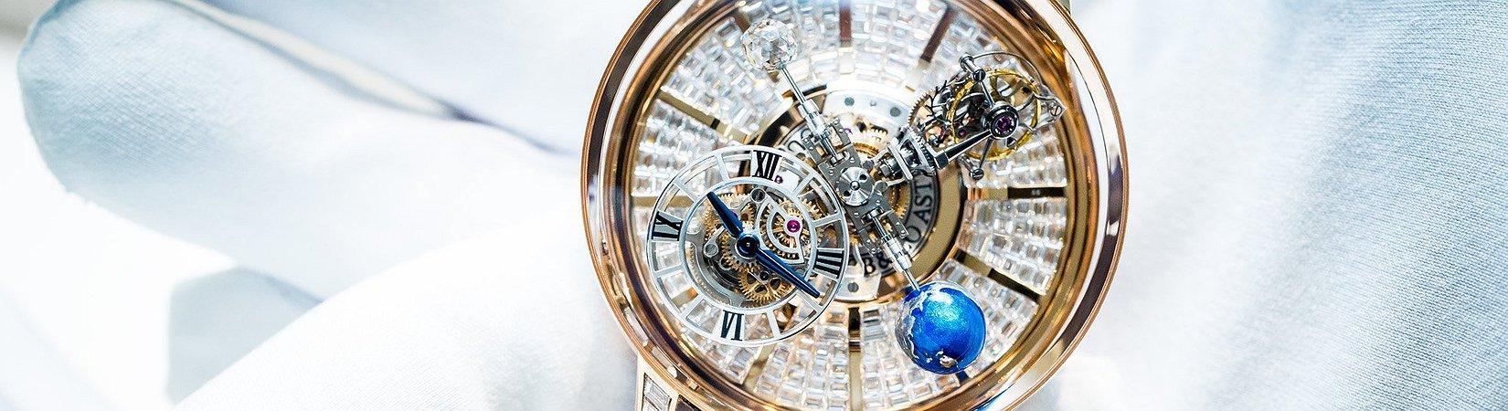Die teuersten Neuheiten in der Welt der Uhren