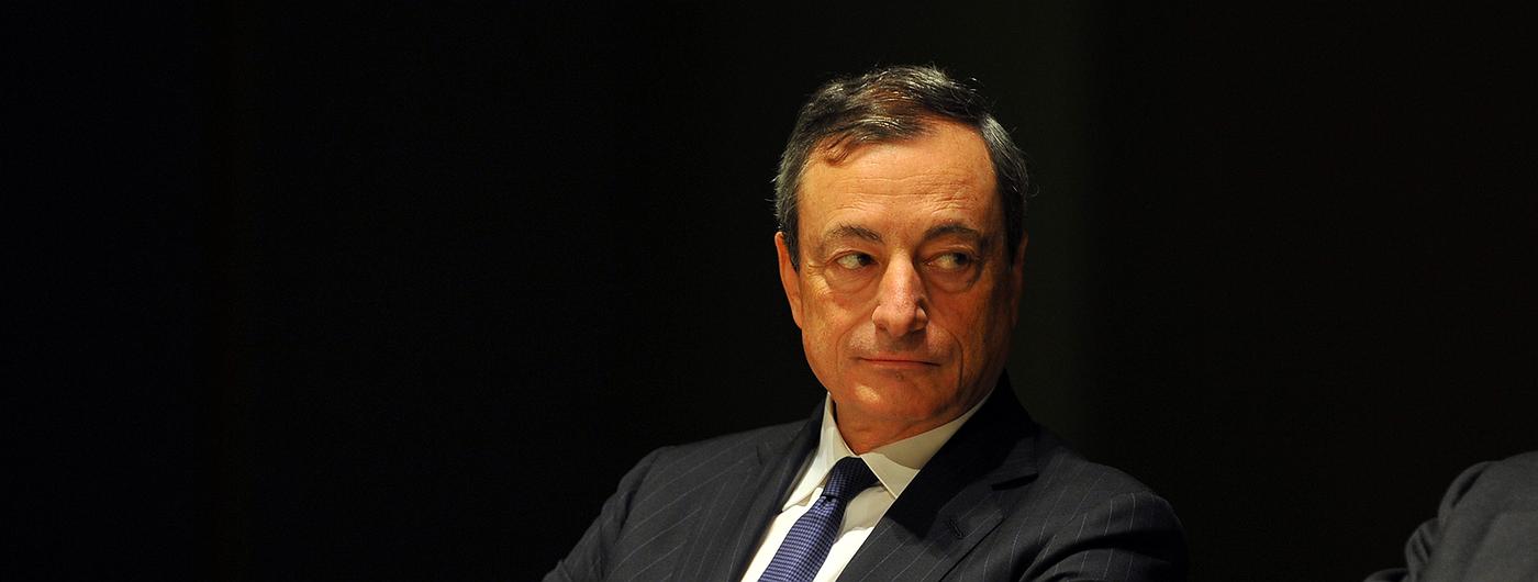 Марио Драги: ЕЦБ не имеет права регулировать биткоин