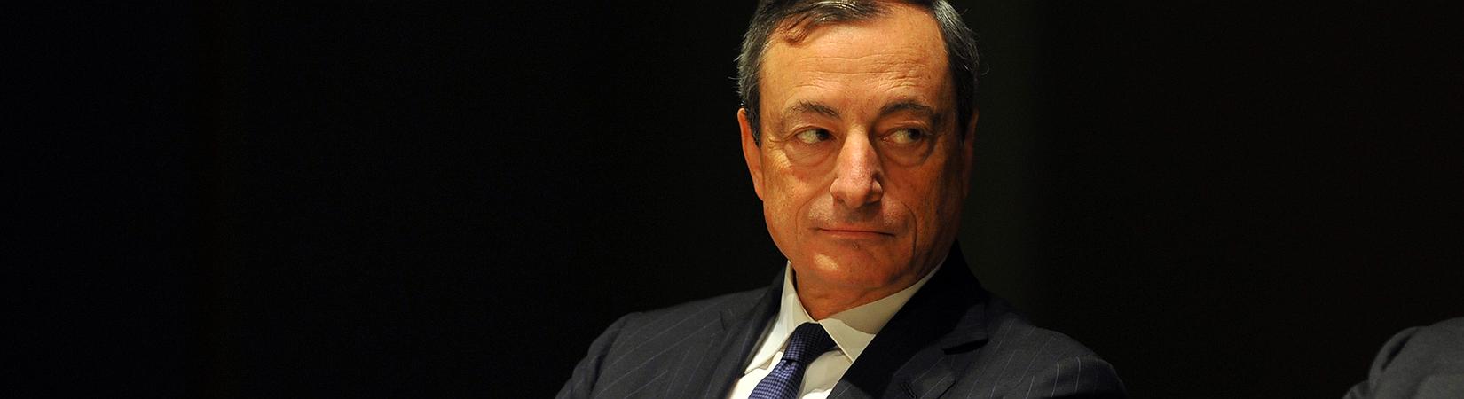 """Mario Draghi: """"La Bce non ha il potere di proibire o regolamentare le criptovalute"""""""