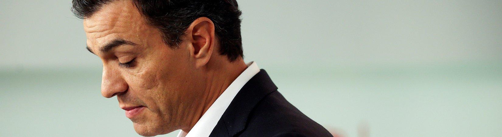 Los dos mayores bancos de EE. UU. temen la victoria de Sánchez en el PSOE