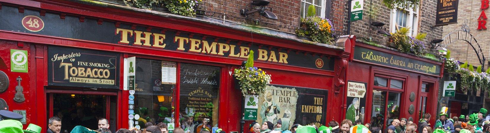 Ирландские пабы станут следующей жертвой Brexit