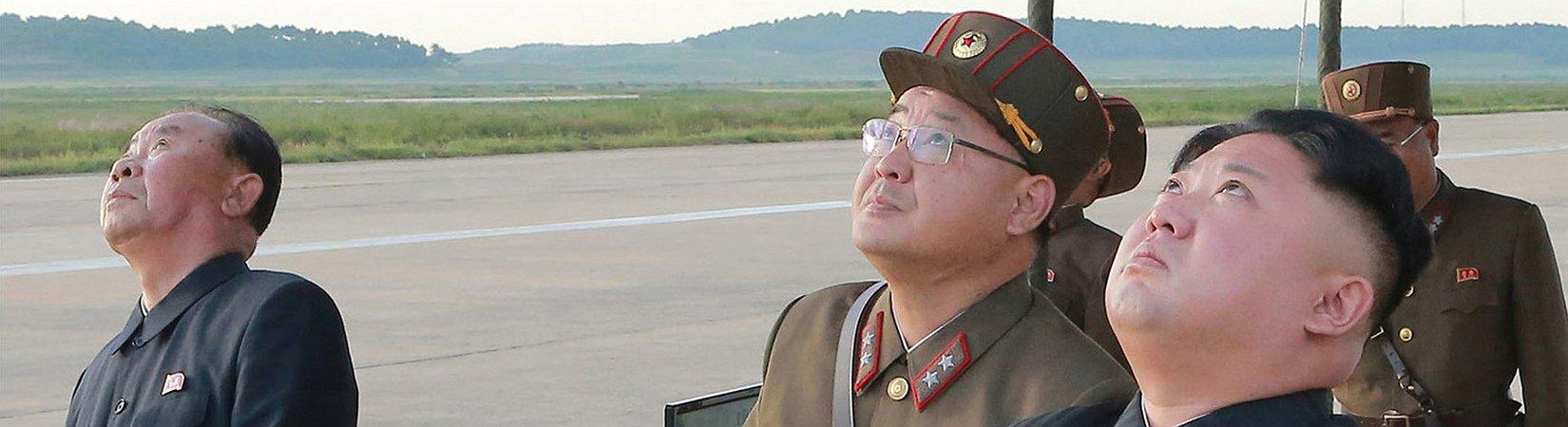 Coreia do Norte retomou testes com mísseis balísticos