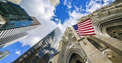 Обзор рынка: В центре внимания — отчетность компаний и банков, евро растет.