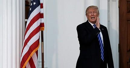 Trump se reúne con los aspirantes al nuevo Gabinete