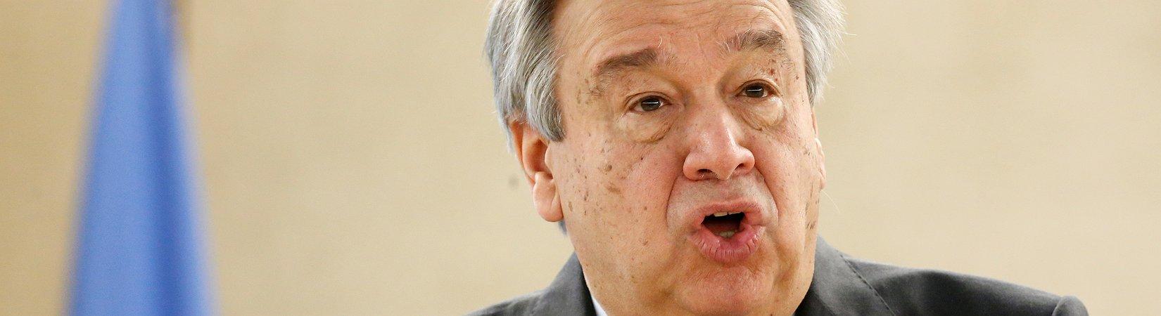"""António Guterres afirma ser """"absolutamente essencial"""" que acordo de Paris seja cumprido"""